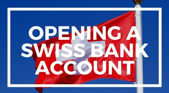 swiss bank account myth